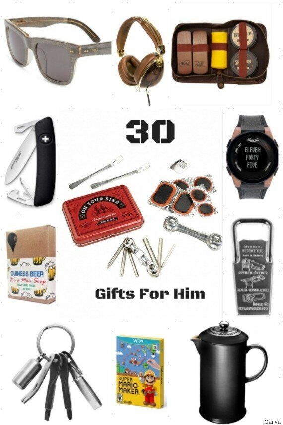 30 Holiday Gift Ideas For