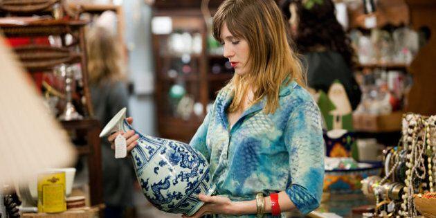 5 Tips For Thrift Shopping
