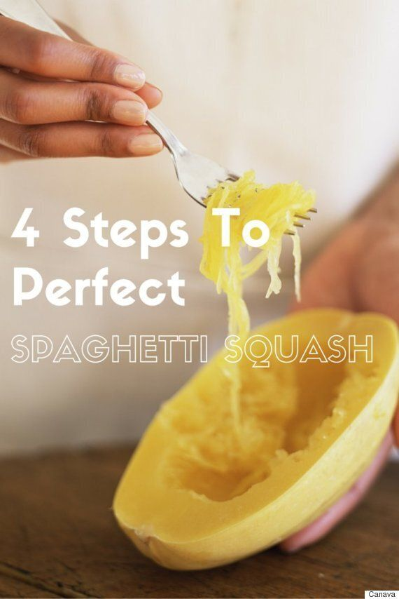 How To Make Perfect Spaghetti Squash In 4