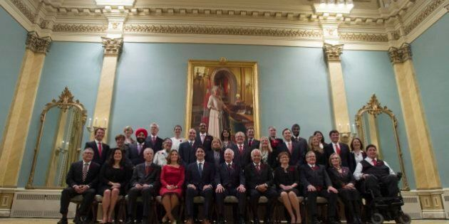 Why A Gender-Balanced Cabinet