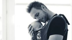 These Baby Wearing Dads Will Make Your Heart All