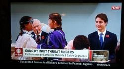 Giggling Inuit Throat Singers Are The New Ministers Of