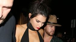 Kendall Jenner's Birthday Outfit Leaves Little To The