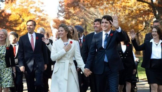 What A New Canada Looks Like In One