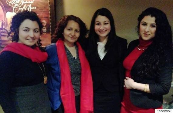 Maryam Monsef Came To Canada As A Refugee. Now, She's A Cabinet