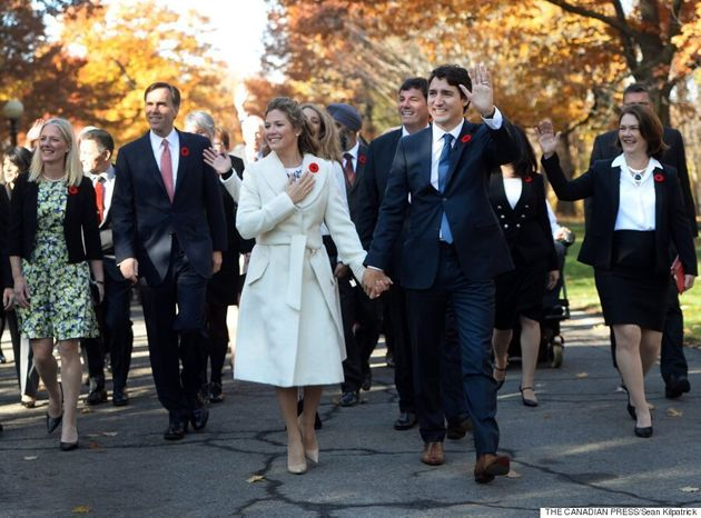 Justin Trudeau And Sophie Trudeau Have All The Elegance Of Pierre And
