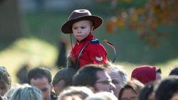 Trudeau's Big Day Marks Major Milestone At Rideau