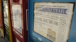 Toronto Star Publisher Swings To A Massive