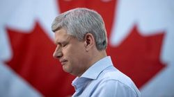 It's Official: Harper Resigns As