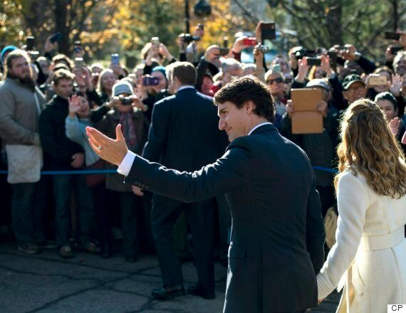 Trudeau's Cabinet Filled With Fresh Faces And Achieves Gender