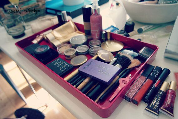 What To Do With All The Makeup You Never