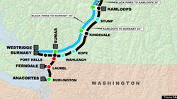 Kinder Morgan Pipeline Spills Near