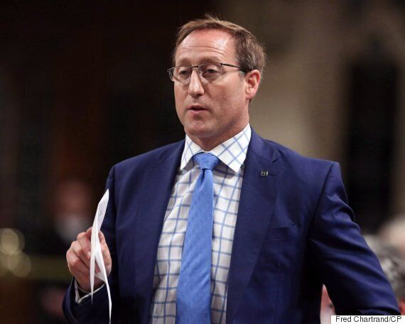 Peter MacKay: There's Lots Of Time To Consider Run For Conservative