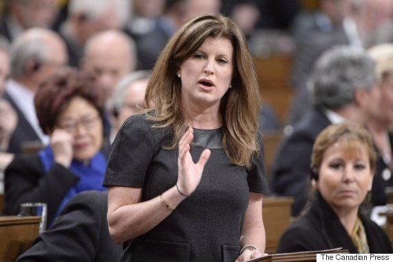 Rona Ambrose Softens Tone On Liberal Plan To Legalize