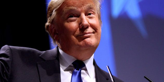 Description Donald Trump speaking at CPAC in Washington D.C. on February 10, 2011. | Source | Date 2011-02-10...