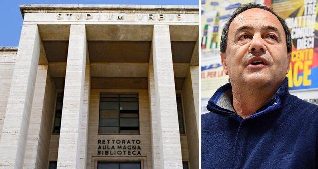 I docenti della Sapienza con Mimmo Lucano. Il questore di Roma vieta manifestazione Forza