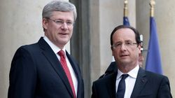 Harper Makes Unexpected Admission About EU Trade