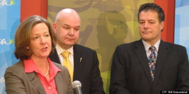 Alberta Health Services Board Bonuses: Horne Wants Quick