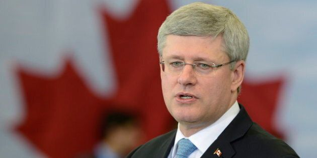 Stephen Harper Announces New Humanitarian Aid For Syria At