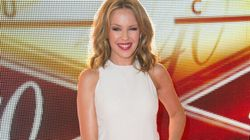 Kylie Minogue's Hottest Look