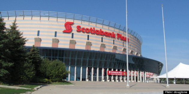 Canadian Tire Centre To Be New Name Of Scotiabank Place, Home Of Ottawa