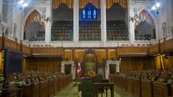 House Of Commons Adjourns After Bitter Spring