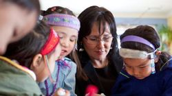 Study: Half Of First Nations Children Live In