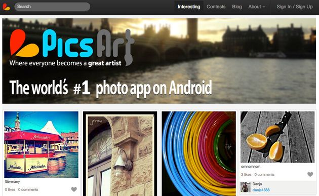 Don't be Afraid to Release: An Interview With the PicsArt