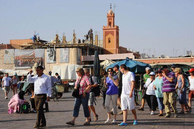 Le nombre de touristes au Maroc en hausse au premier trimestre