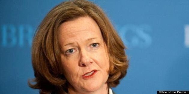 Alison Redford In New York; Stresses Same Values With U.S. Over Keystone XL