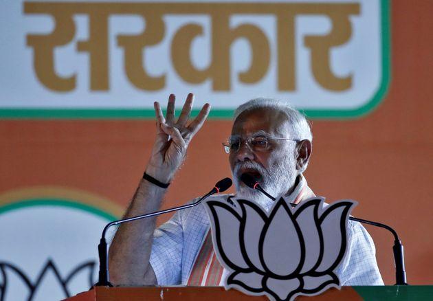 PM Narendra Modi in a file