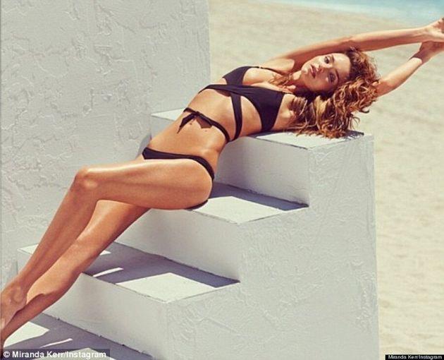 Summer 2013 Gets Hotter With Miranda Kerr Bikini Instagram
