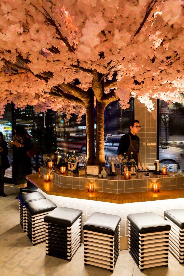 Le Blossom: un nouveau bar à saké