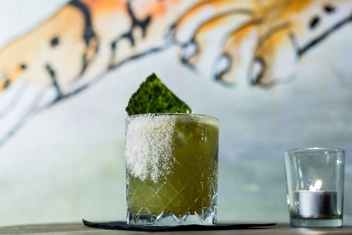 Le cocktail Hôjô Masako.