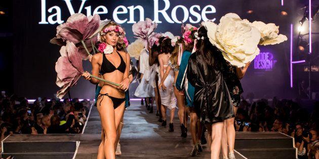 La Vie en Rose fait grimper la température au Festival Mode &