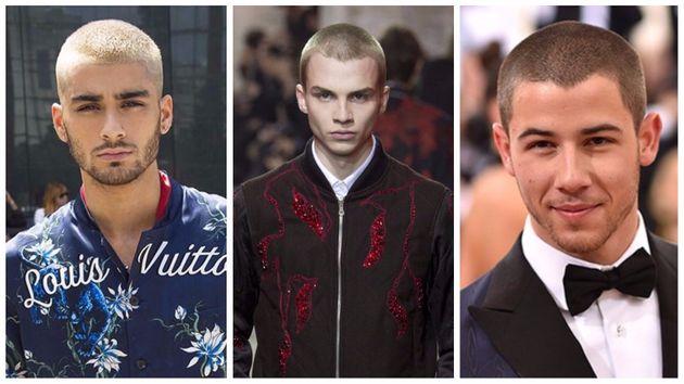 Les tendances cheveux pour hommes pour l'automne