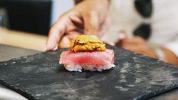 RYÚ: des sushis ULTRA frais au