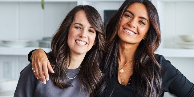 Geneviève O'Gleman et Alexandra Diaz