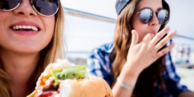 5 produits du commerce pour un hamburger