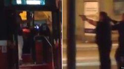 GRAPHIC: Shocking Enhanced Video Of Toronto Streetcar