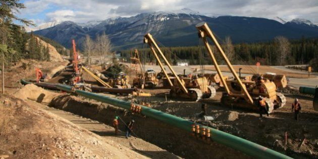 Kinder Morgan's Pipeline Expansion Review Won't Weigh Environmental Impacts: