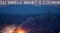 Facebook Removes 'Lac-Megantic Train Disaster Was Hilarious'