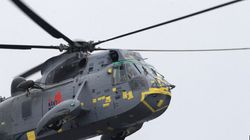 Canada's Sea King Helicopters Are WAY Too