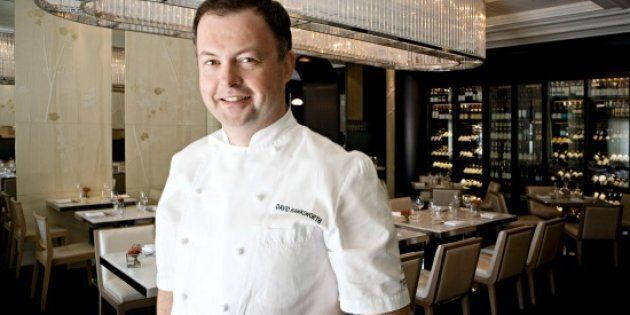 Get to Know Chef David