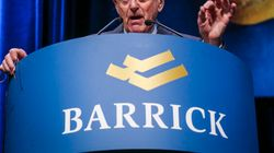 Barrick Gold Hit With Huge