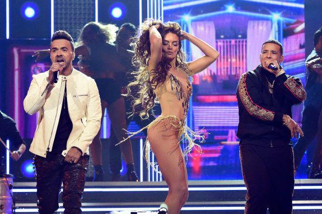 Luis Fons, Zuleyka Rivera et Daddy Yankee