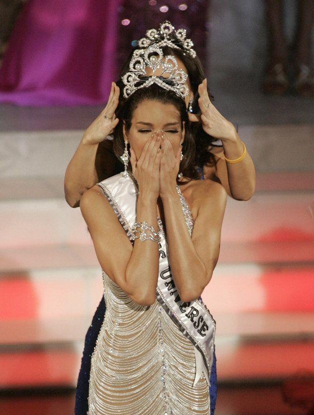 Miss Puerto Rico Zuleyka Rivera