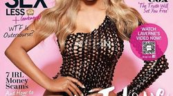 Laverne Cox, 1re trans en couverture du