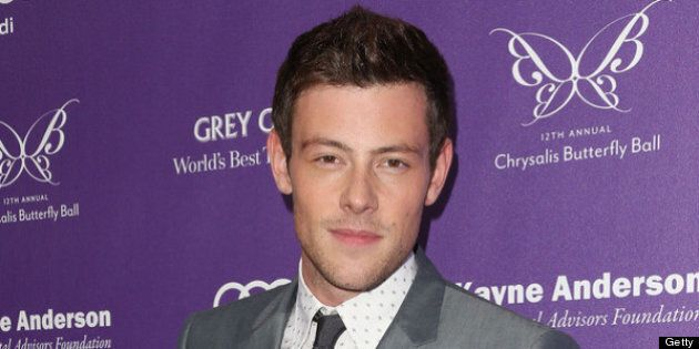 LOS ANGELES, CA - JUNE 08: Actor Cory Monteith attends the 12th Annual Chrysalis Butterfly Ball on June...