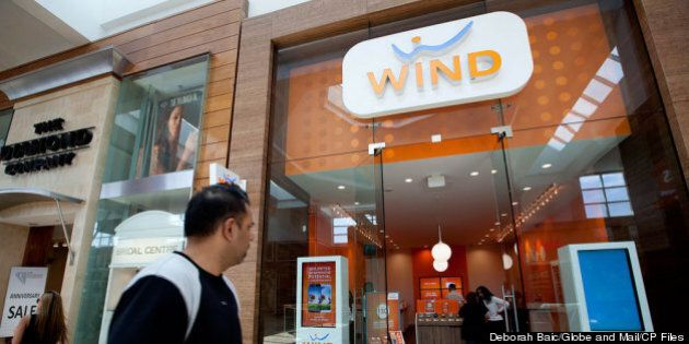 Birch Hill Partners, Rogers Working To Buy Wind Mobile: